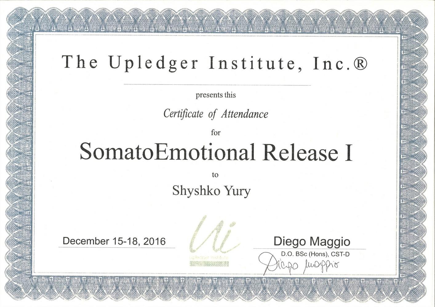 сертификат по КСТ