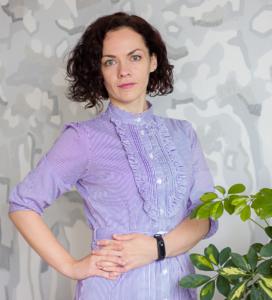 Преподаватель Ирина Запащикова