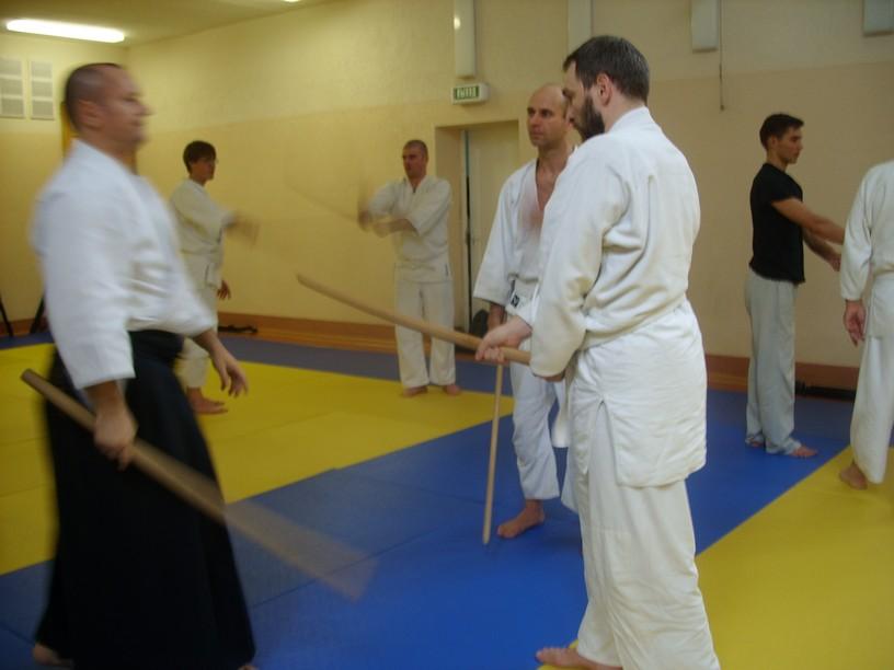 семинар ки айкидо